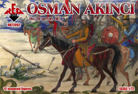 Osman Akinci XVI-XVII Century Set #1 (12 Mtd) 1/72 Red Box Figures