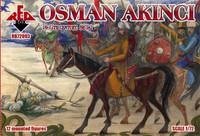 Osman Akinci XVI-XVII Century Set #2 (12 Mtd) 1/72 Red Box Figures