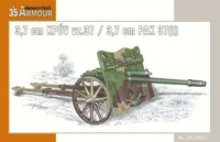 3,7cm PAK 37(t) Anti-Tank Gun 1/35 Special Hobby