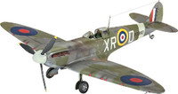 Supermarine Spitfire Mk II Aircraft 1/48 Revell Of Germany