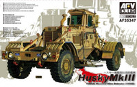 Husky Mk III Vehicle Mounted Mine Detector (VMMD) 1/35 AFV Club