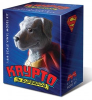 Krypto The Superdog (Vinyl Kit) 1/6 Moebius