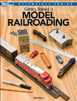 Getting Started in Model Railroading Kalmbach