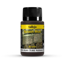 Russian Splash Mud Weathering Effect 40ml Bottle Vallejo