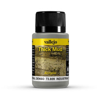 Industrial Thick Mud Weathering Effect 40ml Bottle Vallejo