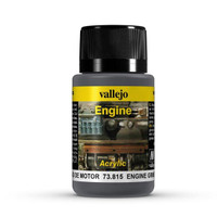 Engine Grime Weathering Effect 40ml Bottle Vallejo