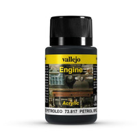 Petrol Spills Weathering Effect 40ml Bottle Vallejo
