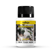 Snow Weathering Effect 40ml Bottle Vallejo