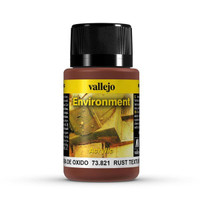 Rust Texture Weathering Effect 40ml Bottle Vallejo