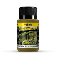 Crushed Grass Weathering Effect 40ml Bottle Vallejo