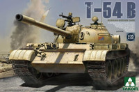 Russian T-54B Late Type Medium Tank 1/35 Takom Models
