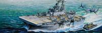 USS Wasp LHD-1 Amphibious Assault Ship 1/350 Trumpeter