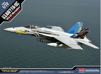 F/A-18C VFA-82 Marauders USN Fighter (Special Edition) 1/72 Academy