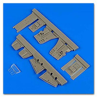 F-4C/D Phantom II Undercarriage Cover for ACY 1/48 Quickboost