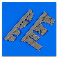 F-4J/S Phantom II Undercarriage Covers for ACY 1/48 Quickboost