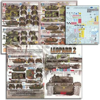 Leopard 2 Fearsome Cats European Nations (Re-Issue) 1/35 Echelon