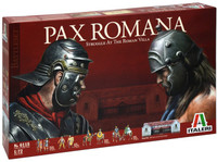 Pax Romama Struggle at the Roman Villa Battle Diorama Set 1/72 Italeri