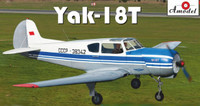 Yak18AT Russian Aeroflot Aircraft 1/48 A-Model