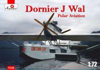 Dornier J Wal Polar Aviation German Flying Boat 1/72 A-Model