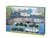 Coastliner CSX Train Set HO Scale Bachmann Trains