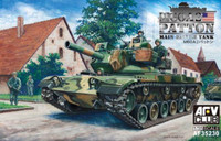 M60A2 Starship Patton Late Version Main Battle Tank 1/35 AFV Club