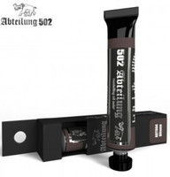 Weathering Oil Paint Bitume 20ml Tube Abteilung 502