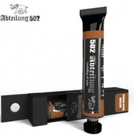 Weathering Oil Paint Burnt Umber 20ml Tube Abteilung 502
