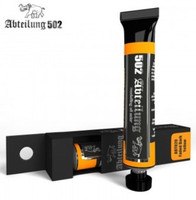 Weathering Oil Paint Faded Dark Yellow 20ml Tube Abteilung 502