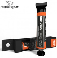 Weathering Oil Paint Warm Red 20ml Tube Abteilung 502