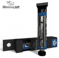 Weathering Oil Paint Faded Navy Blue 20ml Tube Abteilung 502