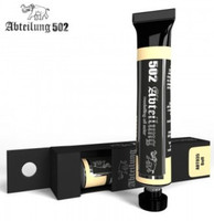 Weathering Oil Paint Buff 20ml Tube Abteilung 502