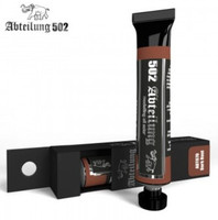 Weathering Oil Paint Dark Rust 20ml Tube Abteilung 502