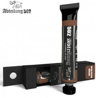 Weathering Oil Paint Brown Wash 20ml Tube Abteilung 502