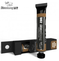 Weathering Oil Paint Industrial Earth 20ml Tube Abteilung 502