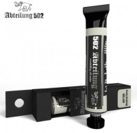 Weathering Oil Paint Neutral Grey 20ml Tube Abteilung 502