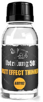Matt Effect Thinner 100ml Bottle Abteilung 502