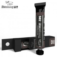 Weathering Oil Paint Engine Grease 20ml Tube Abteilung 502