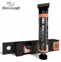 Weathering Oil Paint Metallic Copper 20ml Tube Abteilung 502