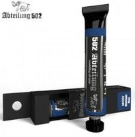 Weathering Oil Paint Midnight Blue 20ml Tube Abteilung 502