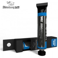 Weathering Oil Paint Intense Blue 20ml Tube Abteilung 502