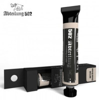 Weathering Oil Paint Cream Brown 20ml Tube Abteilung 502
