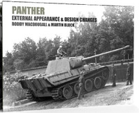 Panther External Appearance & Design Chances Book (284pgs) Abteilung 502