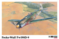 Fw 190D-9 Fighter 1/32 Hasegawa