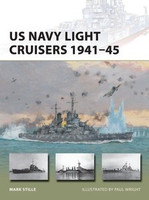 Vanguard: US Navy Light Cruisers 1941-45 Osprey Books