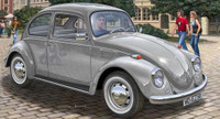 1968 VW Beetle Hardtop Car 1/24 Revell Germany