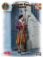 Vatican Swiss Guard 1/16 ICM Models