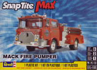 Mack Fire Engine Pumper Truck (Snap) 1/32 Revell-Monogram
