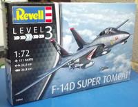 F-14D Super Grumman Tomcat Fighter 1/72 Revell Germany
