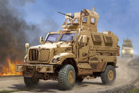 US M-ATV MRAP MaxxPro Vehicle 1/16 Trumpeter