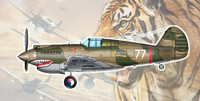 H81A2 (AVG) P-40 Variant Aircraft 1/48 Trumpeter
